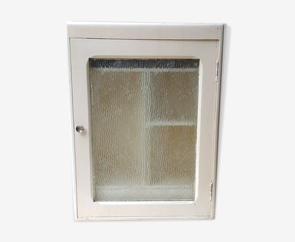 Armoire de toilette vitrée 1950