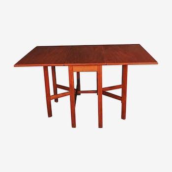 Table de salle manger vintage d 39 occasion for Table console scandinave