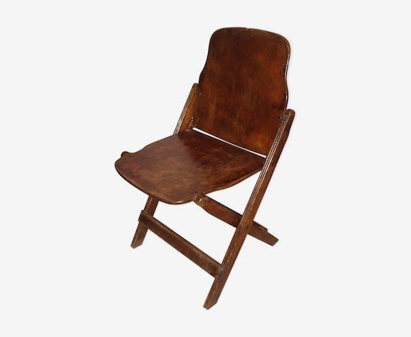 de en pliante bois bois US armée américaine Chaise 193945 0Nvm8wnO
