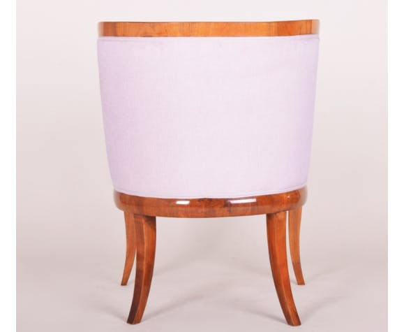 Classic Chair in varnished wood