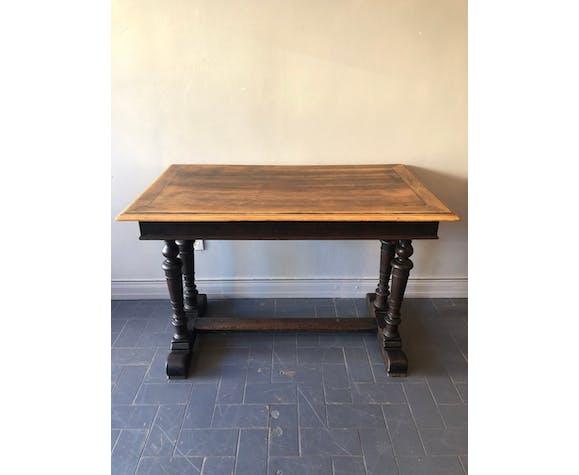 Table bistrot début XX ème
