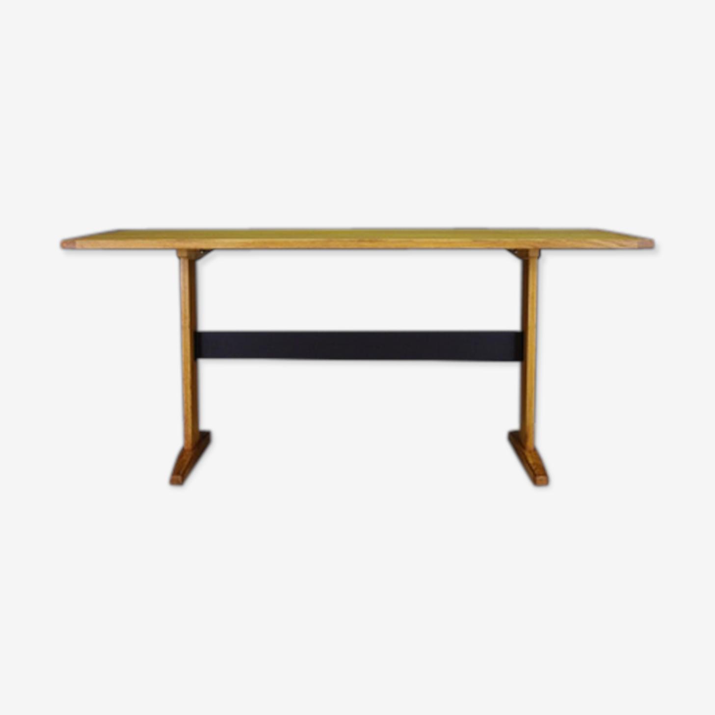 Table frêne scandinave 60/70