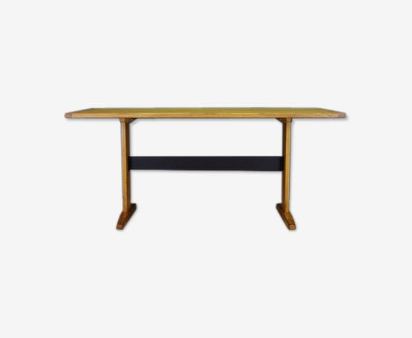 Table frêne scandinave 60/70