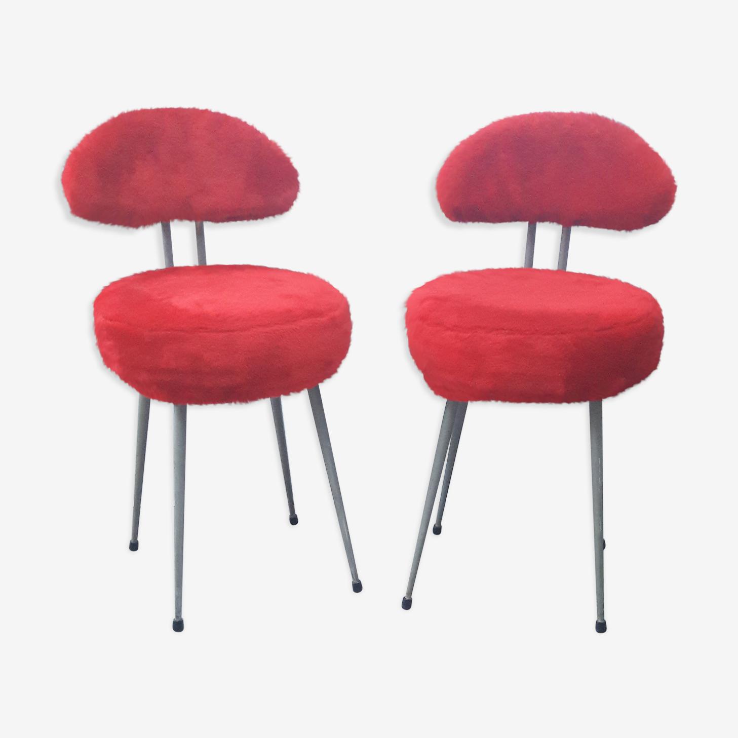 Pair of pelfran chairs