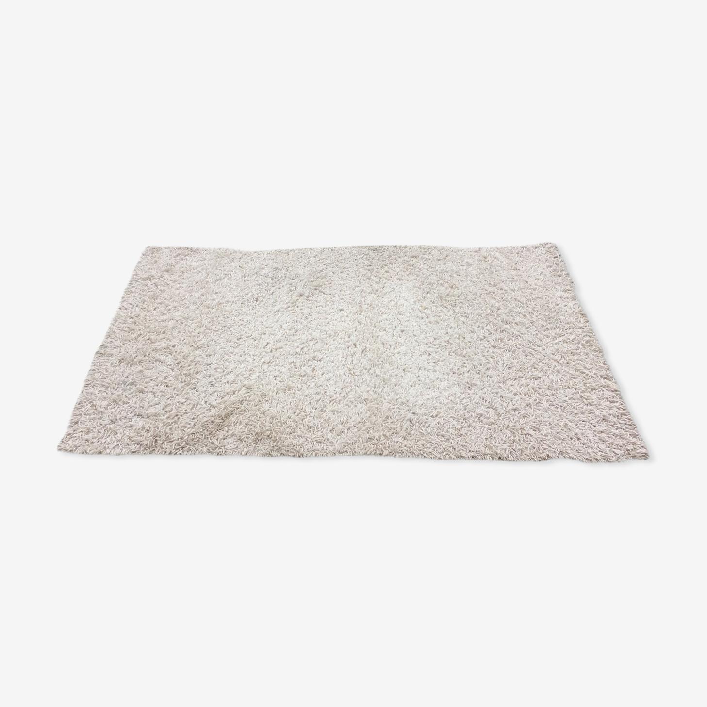 Tapis en laine vintage 120x70cm