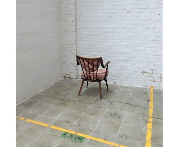 Ensemble de 4 chaises Imexcotra du milieu du siècle
