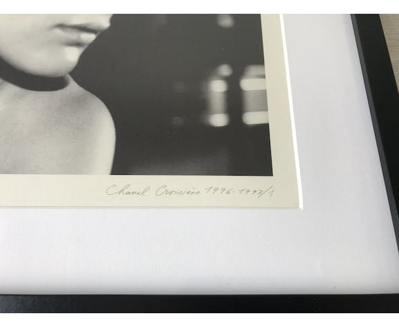 Chanel - collection 1996/1997- photo by Karl Lagerfeld