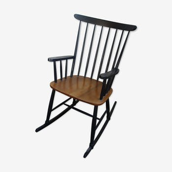 Rocking chair Inge Andersson - 1960