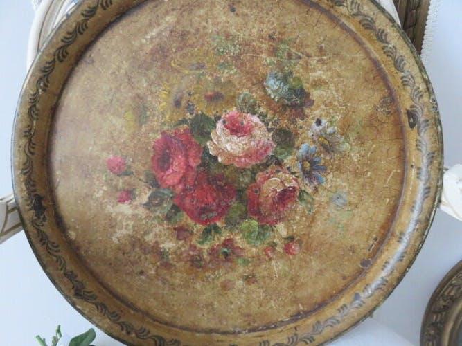 Plate Napoleon III