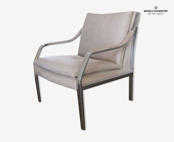 Chair leather by Rudolf B. George for  Walter Knoll Germany
