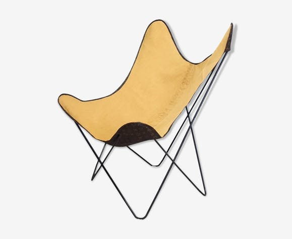 AA airborne Butterfly chair 50s