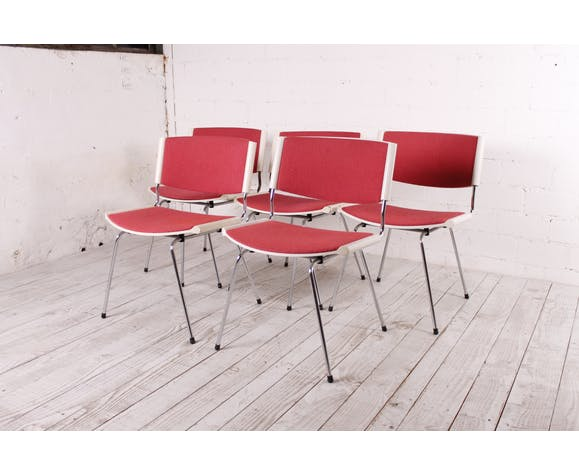 Stacking Chair ND 150 by Nanna Ditzel for Kolds Savvaerk, 1960s