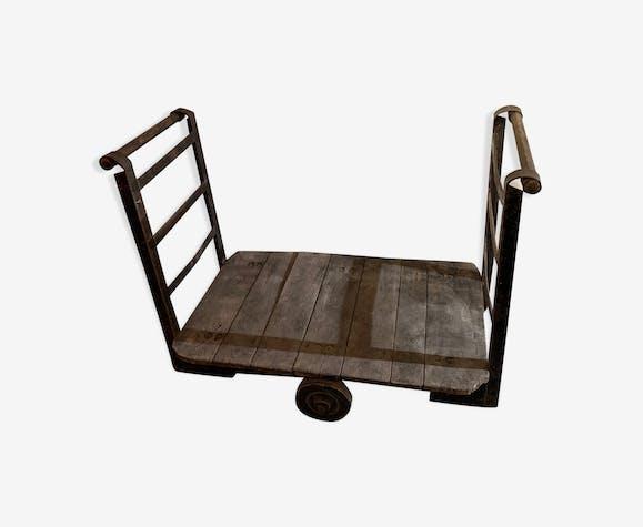 Chariot de gare