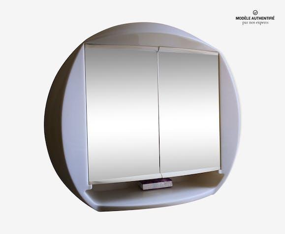Armoire de salle de bains par Pierre Paulin pour Allibert