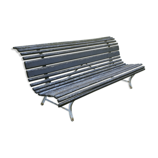 Super Metal And Wood Garden Bench Wood Wooden Worn Classic P4Vdzzzb Ncnpc Chair Design For Home Ncnpcorg