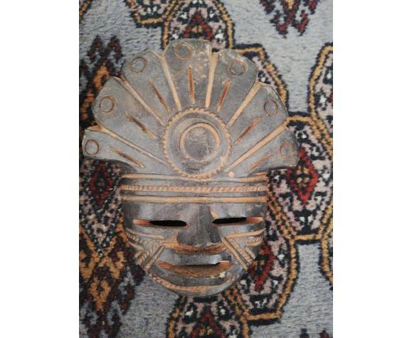 Lot de 3 masques maya