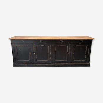 Early 20th century 4-door craft furniture