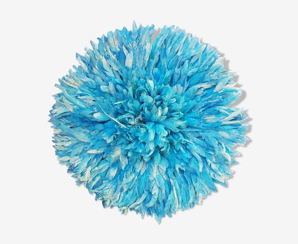 Juju hat bleu azur 50cm