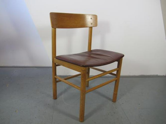 Chair J39 Shaker Vintage by Borge Mogensen to Fredericia
