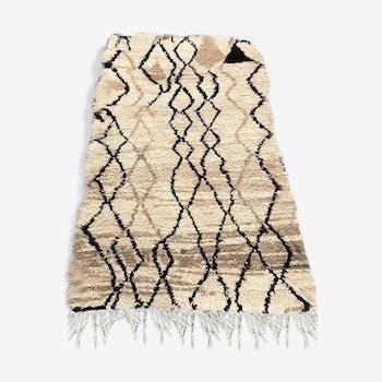 Carpet beni ourain Berber 65x100cm