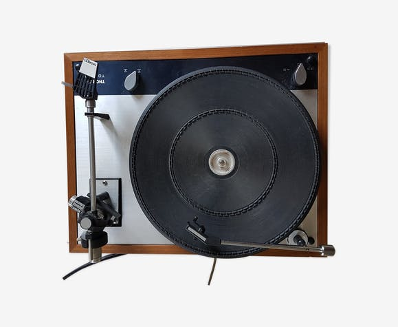 Platine vinyle Thorens td 160 années 70