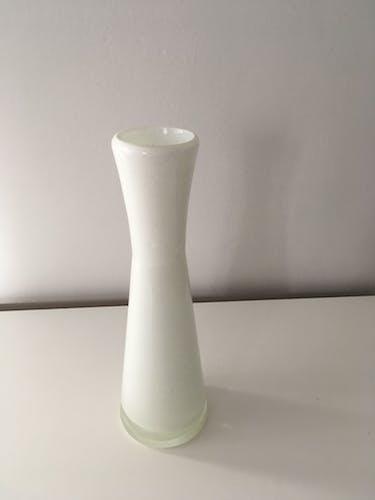 Vase en verre style scandinave