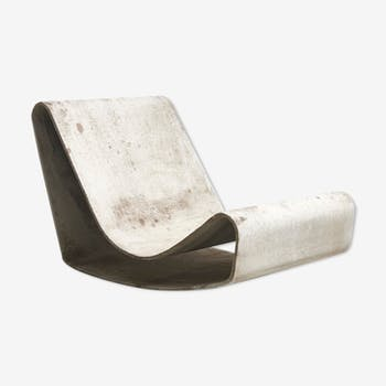 Loop chair by Willy Guhl for Eternit SA, Switzerland - 1954