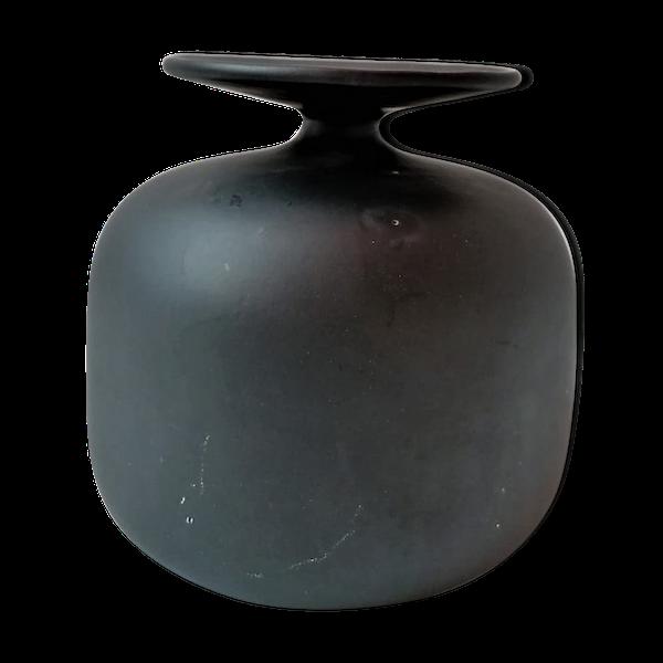Decoration ceramique-porcelaine-faience noir