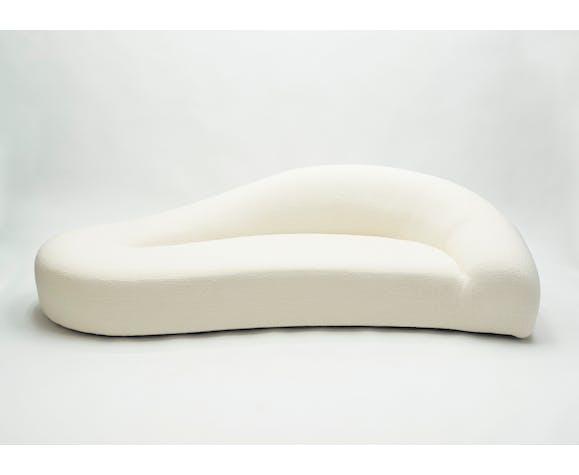 Sofa by Raphael Raffel for Honoré Paris, 1970