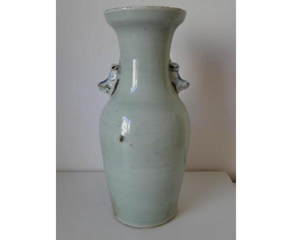 Vase bleu et blanc Chine