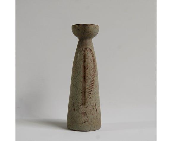 Vase à anse vintage par Joost Maréchal Belgique 1950s