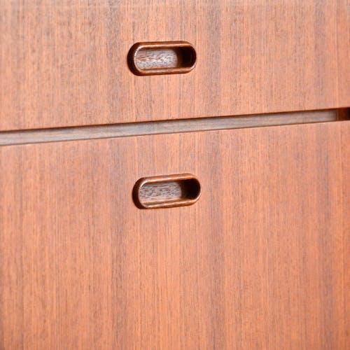 Vintage 1960 teak sideboard