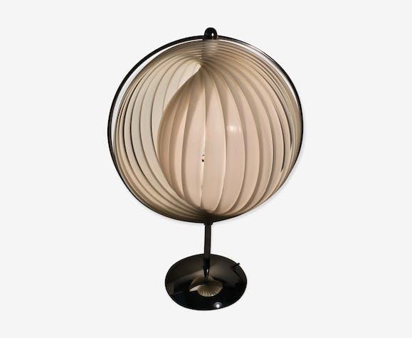 Lampe Design N80wvmn Blanc Métal Poulsen Luna Nhekygr rtsQhd