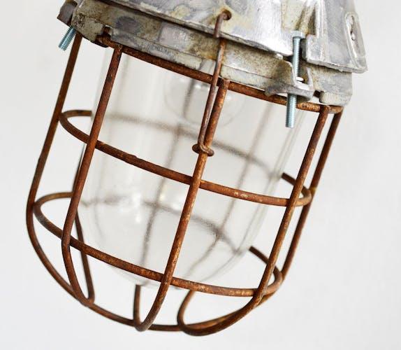 Industrial suspension