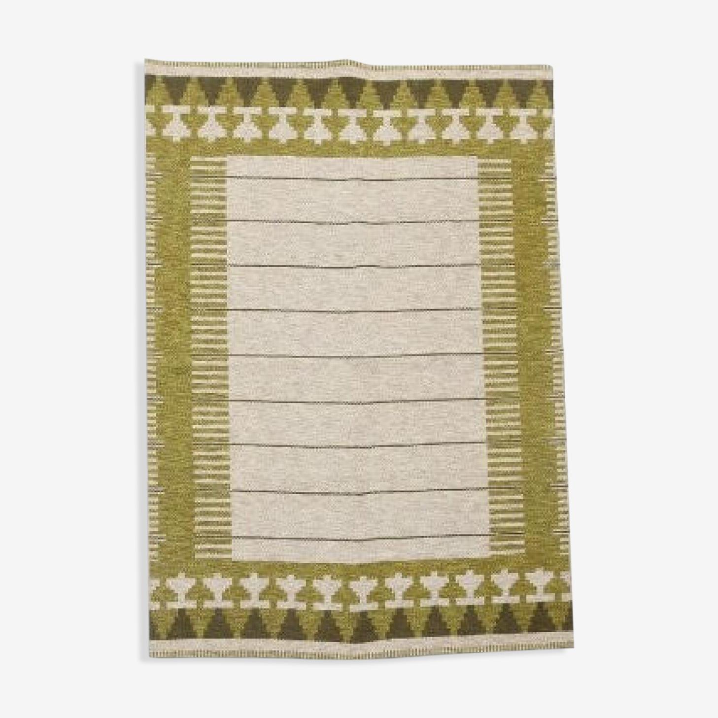 Swedish design carpet 194 x 130 cm