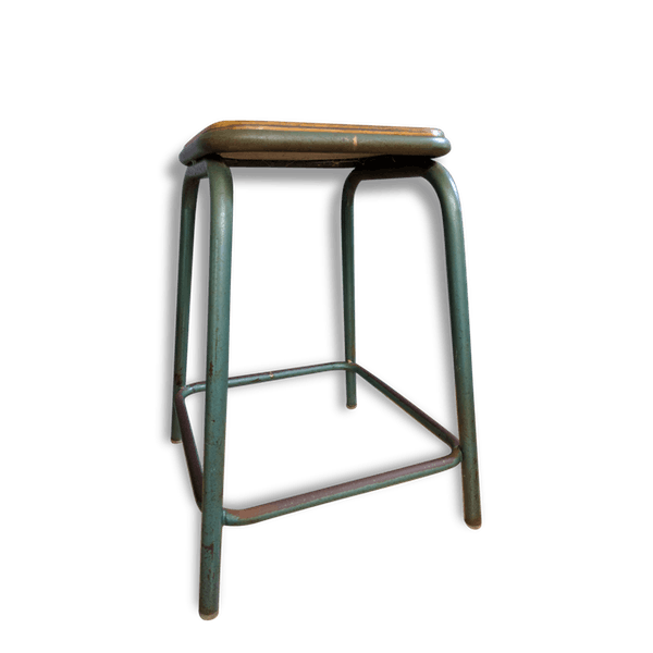 tabouret haut mullca d 39 atelier m tal industriel 144182. Black Bedroom Furniture Sets. Home Design Ideas