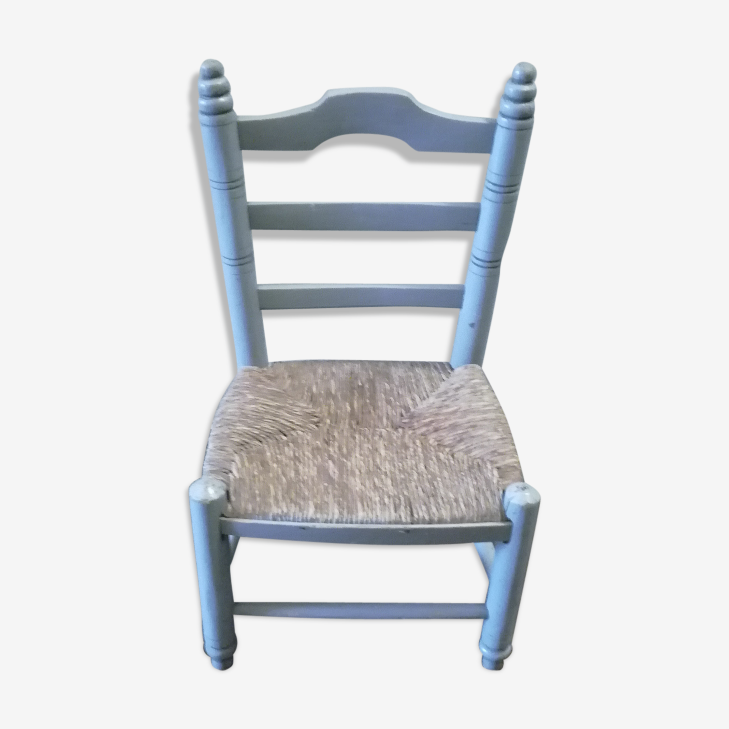 "Chaise enfant vintage ""shabby kid"""