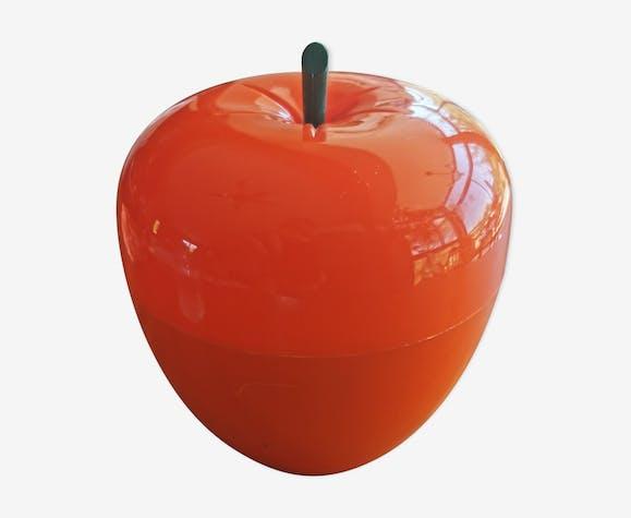 Seau à glace vintage pomme