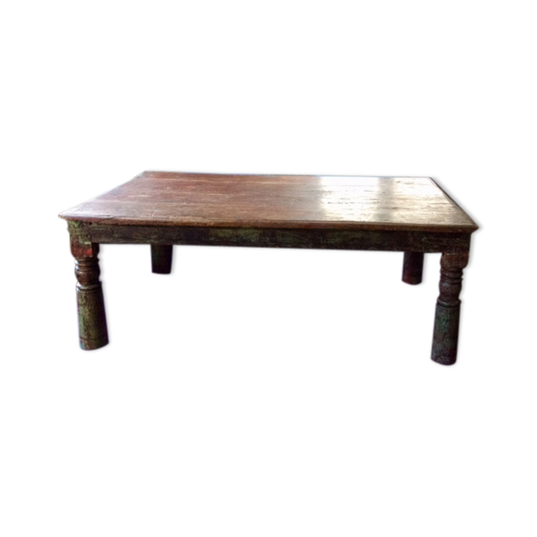 Table Indienne vintage