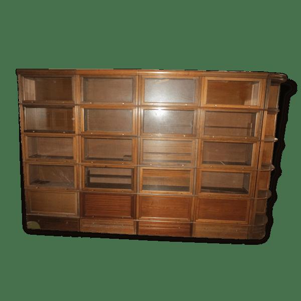 meuble md 57 l ments voir les photos biblioth que vitrine secr taire commode armoire bois. Black Bedroom Furniture Sets. Home Design Ideas