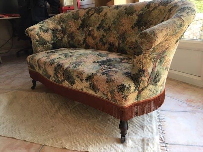 Antique sofa Louis Philippe 19th