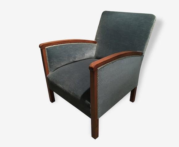 fauteuil art dco annes 40 - Fauteuil Art Deco