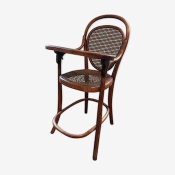 Baby high chair Thonet
