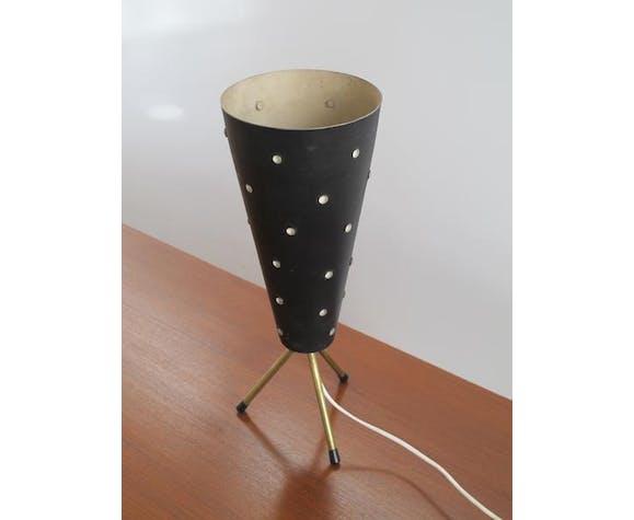 Metal tripod lamp 1960