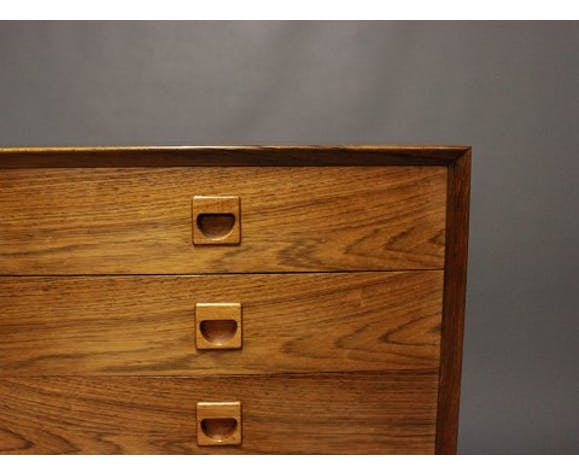 1960 Danish Design Rosewood Chest of Drawers