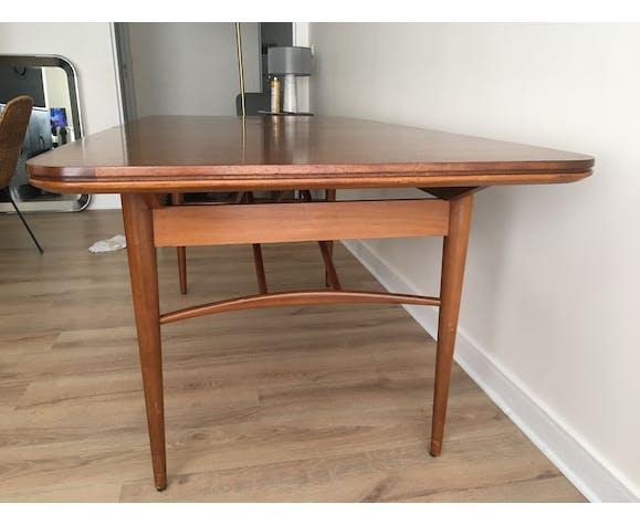 Table Extensible Noyer Selency