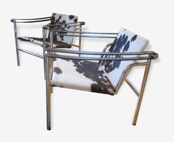Chaise Le Corbusier LC1