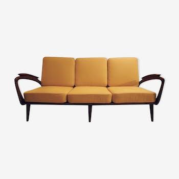 Canapé scandinave vintage des annees 1960