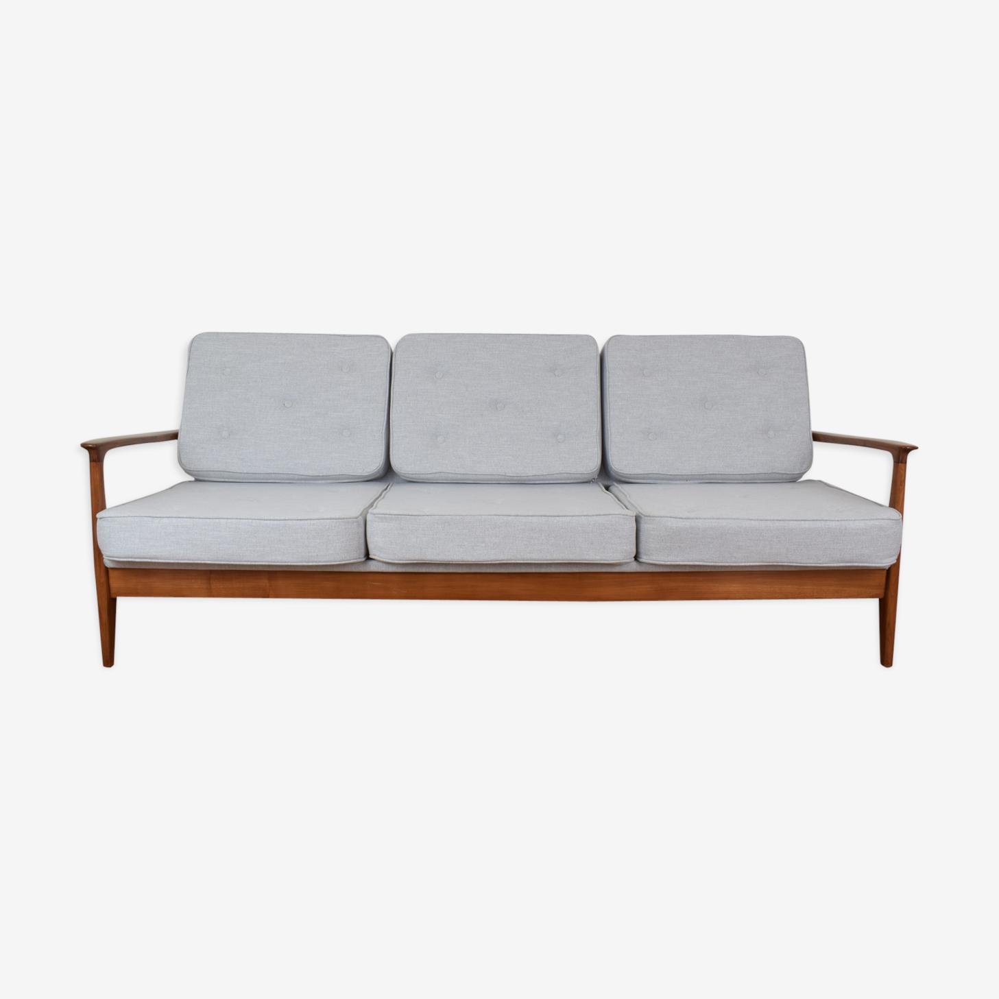 Sofa by Eugen Schmidt for Soloform, 1960