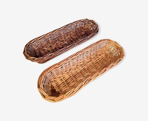 Duo de corbeilles à pain